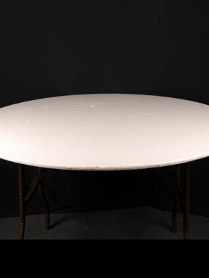 4' Round Table ( Seats 4 / 6 )