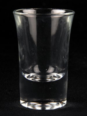 Shot Glass - Short ( 25 ml )