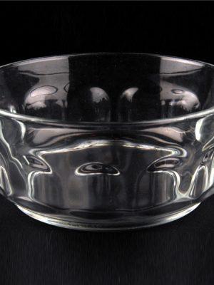 "GLASS SALAD BOWL 6"""