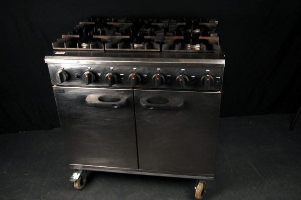 GAS COOKER HIRE - OVEN PROPANE