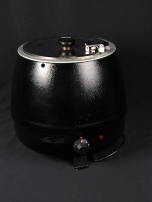 Soup kettle electric 10 ltr