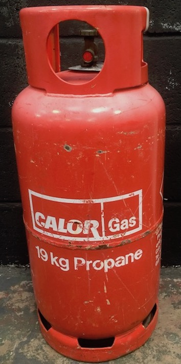 Propane Gas 19kg (Calor Gas) (cylinder must be returned)